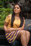 Menaka Maduwanthi Royaltyfria Bilder