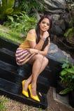Menaka Maduwanthi Royalty Free Stock Photo