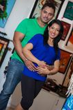 Menaka Rajapaksha and Nehara Peiris Stock Photography