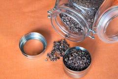 Menakao cocoa nibs Royalty Free Stock Photography