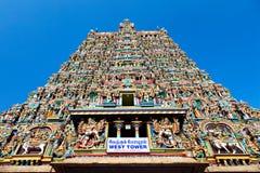 Menakshi Temple, India Stock Photography