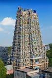 Menakshi Temple, India Royalty Free Stock Photos