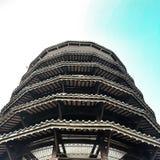 Menara condong Stock Images