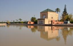 Menara Garden, Marrakech Stock Images