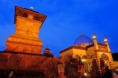 Menara Kudus foto de stock
