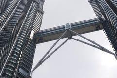 Menara Petronas Stockfotos