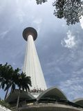 Menara torn Arkivbild