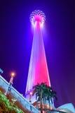 Menara Tower Royalty Free Stock Photo