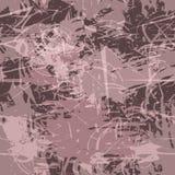 Menchie brudzą bezszwowego tło grunge tła abstrakcyjne Obrazy Stock