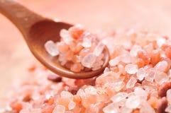menchii himalajska sól obraz stock