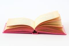 Menchii otwarta książka obrazy stock