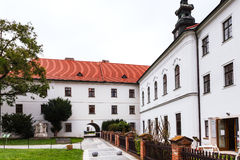 Mendel Museum in Augustinian Abbey, Brno Royalty Free Stock Images