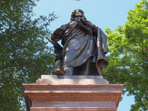Mendelssohn Denkmal Leipzig Fotos de Stock