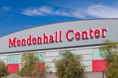 Mendenhall Center on Campus of University of Nevada, Las Vegas Stock Photo