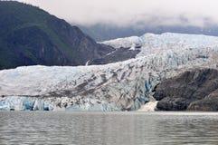 Mendenhall Glacier Stock Image