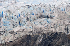 Mendenhall Glacier Royalty Free Stock Photo