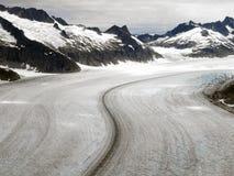 Mendenhall Glacier - Alaska Stock Image