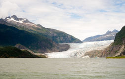 Mendenhall Glacier Recreation Area Tongass National Forest Alask Royalty Free Stock Images