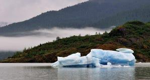 Mendenhall Iceberg Stock Image