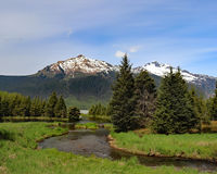 Mendenhall Valley Stock Images