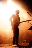 Mendetz-Band führt an den Razzmatazzvereinen durch Lizenzfreies Stockfoto