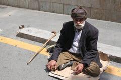 Mendiant Images libres de droits