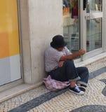 Mendiant Photographie stock libre de droits