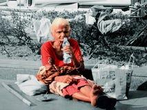 Mendiant Photo stock