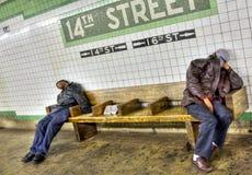 Mendiants Photos libres de droits