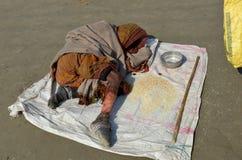 Mendicant Fotografia de Stock