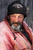 Mendicante Fotografia Stock