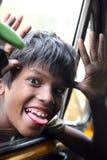 Mendicanti di Calcutta fotografia stock libera da diritti