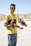 Mendigos em Tunísia Foto de Stock
