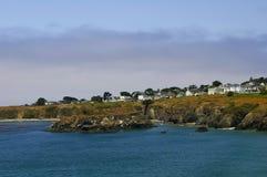 mendocino Καλιφόρνιας Στοκ Εικόνα