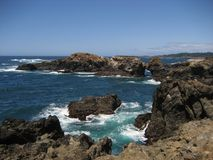 Mendocino Headlands Stock Photos