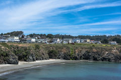Mendocino, la Californie Photographie stock
