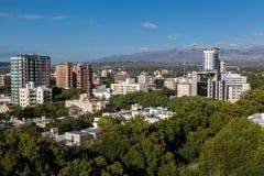 Mendoza阿根廷 免版税库存照片