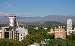 Mendoza Argentina Royalty Free Stock Photography