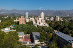Mendoza Argentina Stock Image
