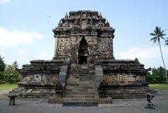 Mendut-Tempel Lizenzfreie Stockbilder