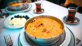 Menemen Royalty Free Stock Photography