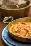 Menemen, Turkish Breakfast Royalty Free Stock Image