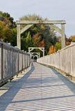 Menesetung Brücke Stockfotografie
