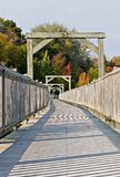 Menesetung Bridge Stock Photography