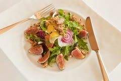 Menestra dinner Salad Royalty Free Stock Photo