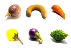 Mengelings tropische groente. Royalty-vrije Stock Foto's