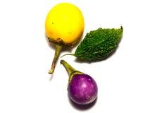 Mengelings tropische groente. Stock Afbeeldingen