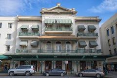 Menger-Hotel San Antonio Texas Stockbilder