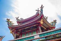 Mengjia Longshan Temple, Taipei,Taiwan Stock Photos