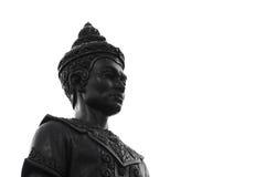 Mengrai Monument国王 库存图片